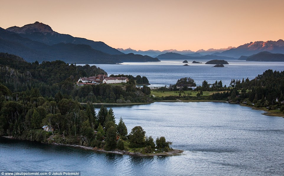 Bariloche, emerged in the 1930s and 1940s as a major tourism centre with ski, trekking and mountaineering facilities