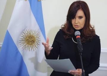 Kirchner confirma que será candidata y remueve la política argentina