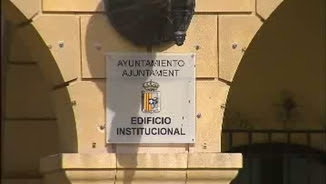 Rètols bilingües a Fraga