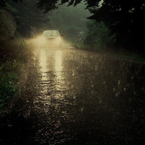 On the rainy road por EudaldCJ