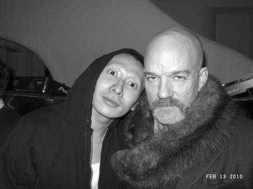Terence Koh & Michael