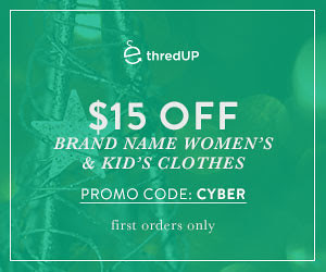 thred up cyber monday