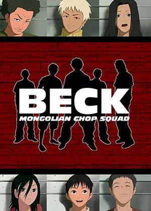 Beck [26/26] [HDL] 120MB [Sub Español] [MEGA]
