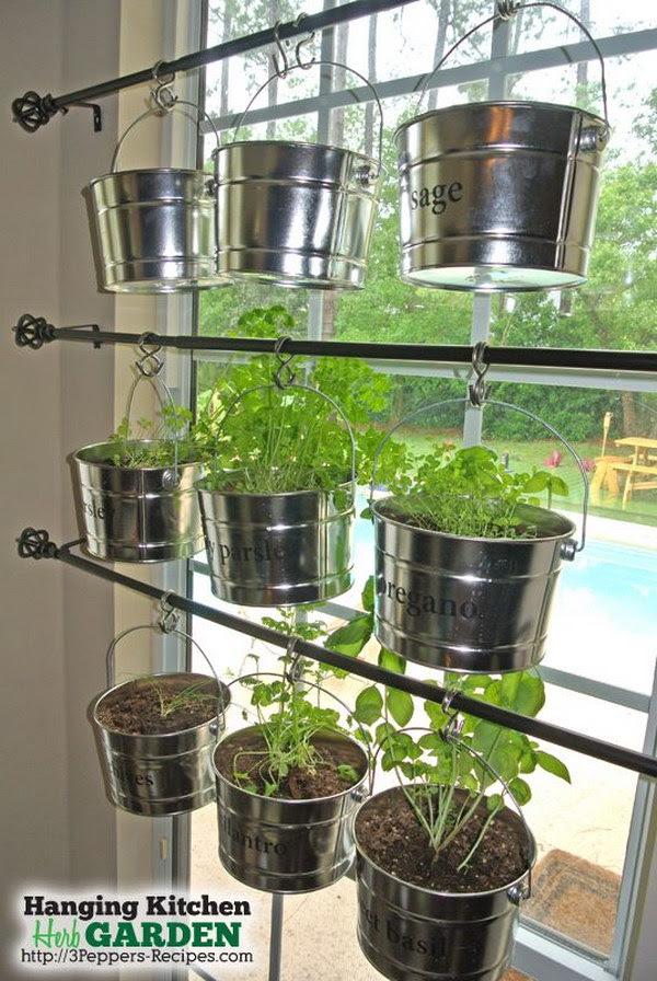 39 Cool Indoor and Outdoor Vertical Garden Ideas - Page 27 ...