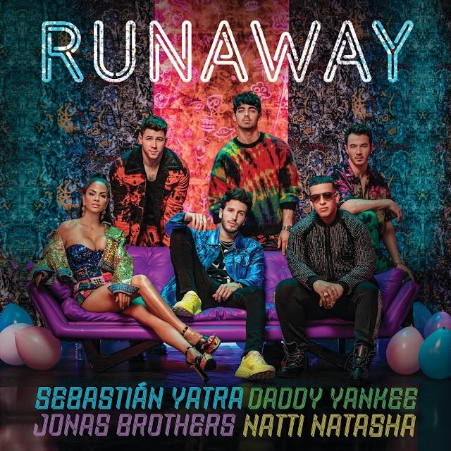 Sebastián Yatra, Daddy Yankee & Natti Natasha - Runaway (Feat. Jonas Brothers) - Single [iTunes Plus AAC M4A]