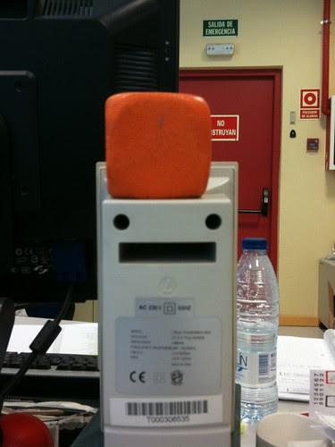 Office speako!!