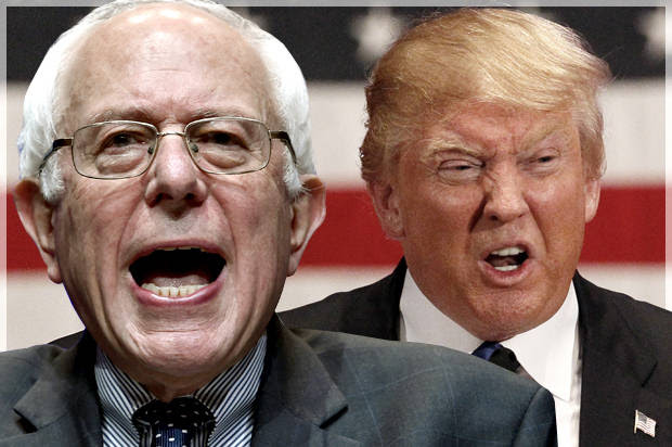 This is an oligarchy, not a democracy: Donald Trump, Bernie Sanders, and the real reason why change never seems to come