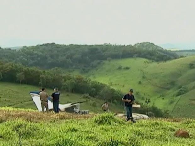 De acordo com coronel do Cenipa, topografia do local é muito ruim, mas piloto pode não ter tido escolha