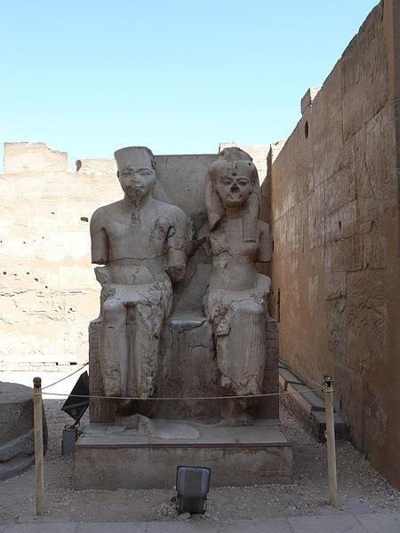 File:Tutankhamun at Luxor temple.jpg