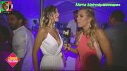 Marta Melro sensual na Festa de Verão da Tvi