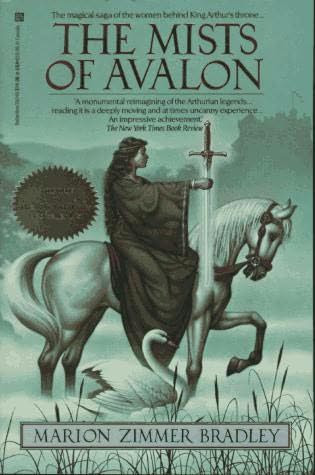 book cover of   The Mists of Avalon