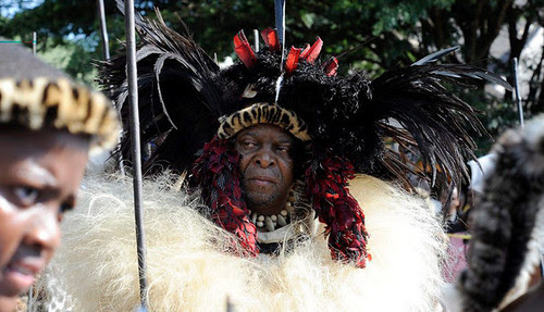 King Goodwill Zwelithini of KwaZulu Natal has spoken out against sexual assaults against women. He says the crimes should be reported. by Pan-African News Wire File Photos