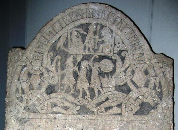 Detail of Runestone 181