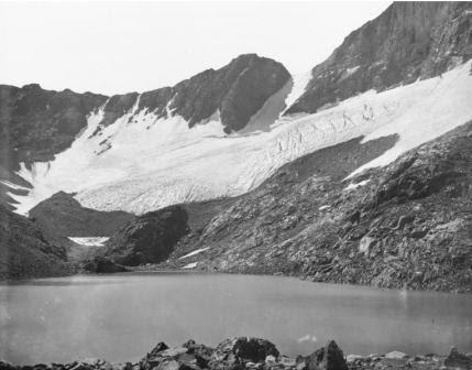 Dana Glacier 1883
