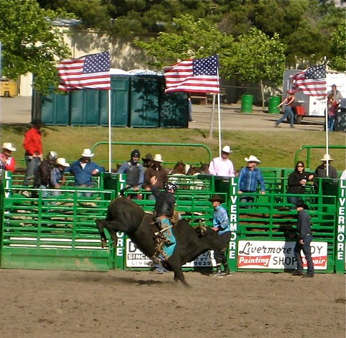 93rd annual Livermore Rodeo.