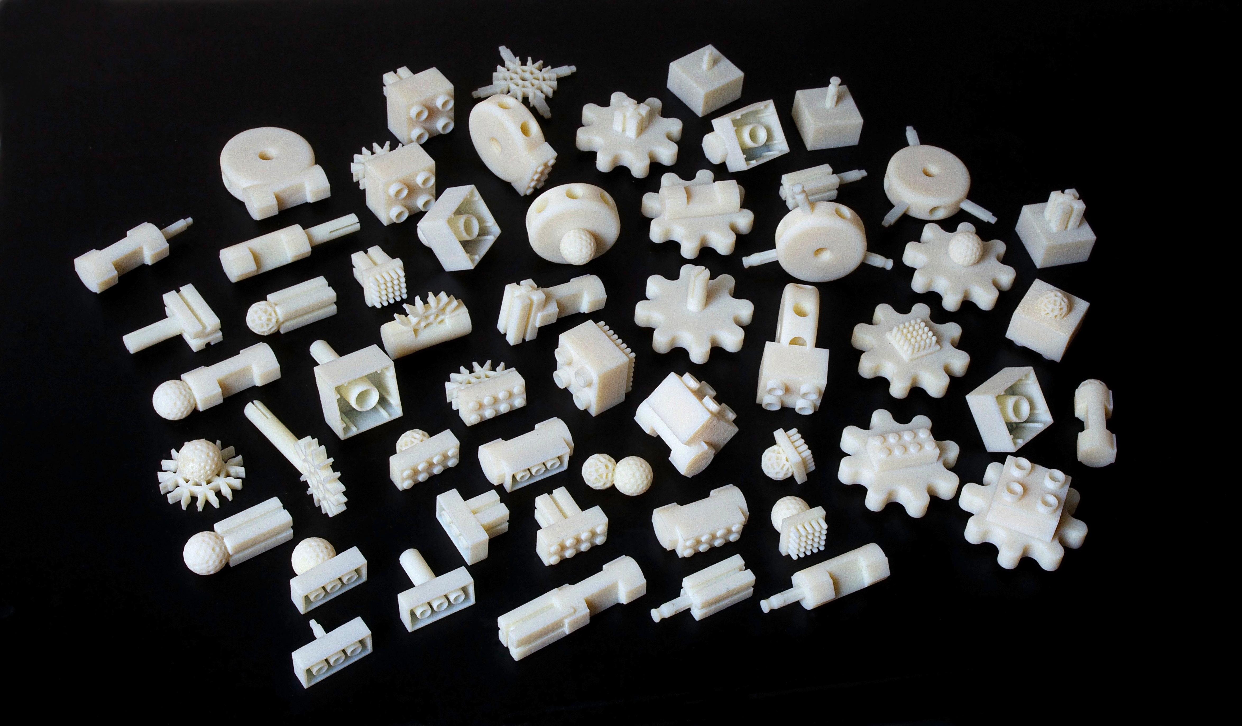 Mainan konstruksi yg bisa di print 3D untuk anak-anak...