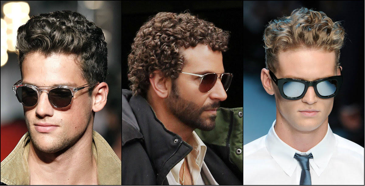 Hairstyles For Men With Curly Hair 2017 93