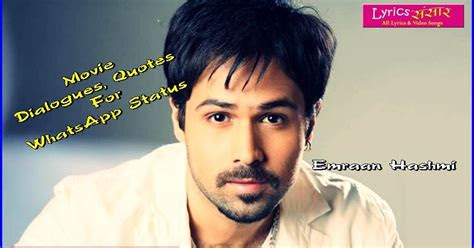 emraan hashmi   dialogues quotes  whatsapp status