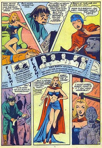 Planet Comics 41 - Mysta (March 1946) 02