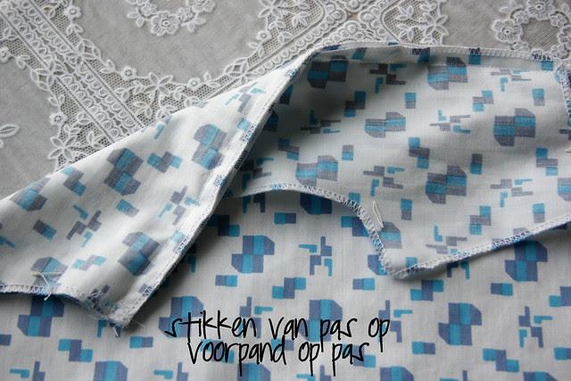Shirt sew along