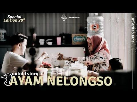 Cerita Perjalanan Hidup Nanang Suherman Pendiri Ayam Goreng Nelongso