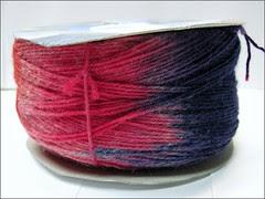 Flying Saucer sock yarn