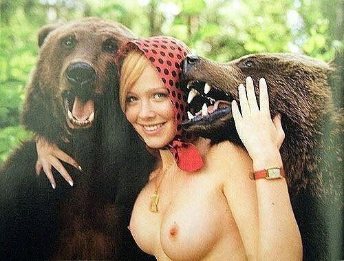 Маша и медведи?