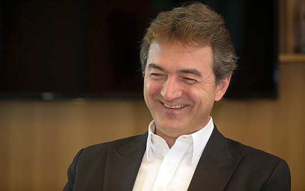 Joesley Batista, da empresa JBS: empresa acertou acordo de leniência e ações subiram 8,5%