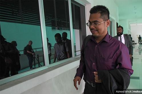 Inkues Adib: Tiada struktur segi tiga pada daun pintu van bomba
