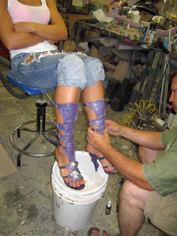 Shoe Assembly