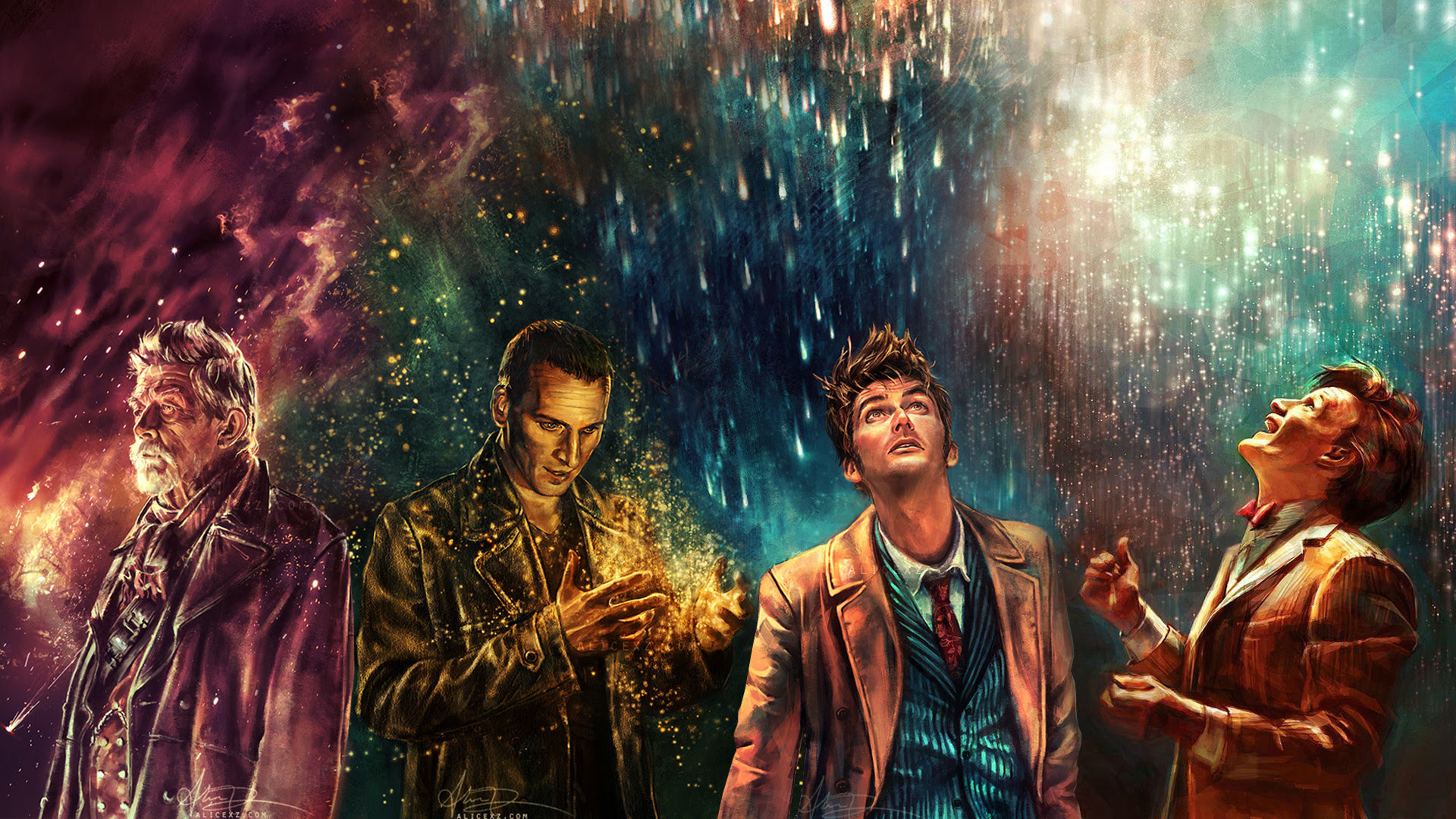 Doctor Who All Doctors Wallpaper 68 Images