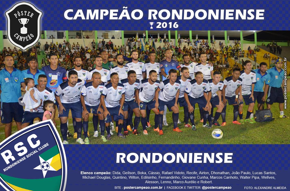 Rondoniense Campeão