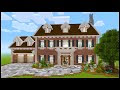 Colonial Style Colonial House Minecraft