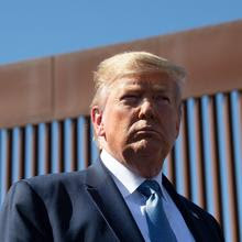 Trump eyes visit to US-Mexico border soon but is waiting for Biden to fail first, former aide says