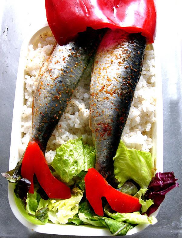 sardine bento(u)