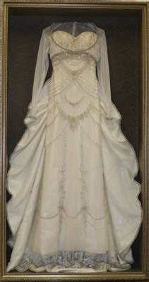 frame your wedding dress? HELP?   Weddings, Beauty and