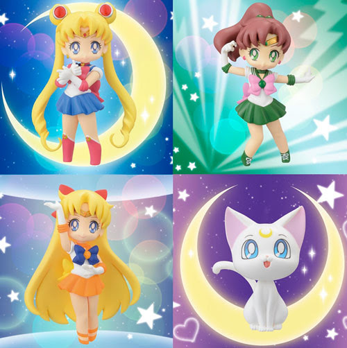 """Sailor moon"" ""mercancía sailor moon"" ""juguetes sailor moon"", ""figuras"" sailor moon ""sailor moon 2014"" ""sailor moon anime"" premio banpresto juego grúa ufo"