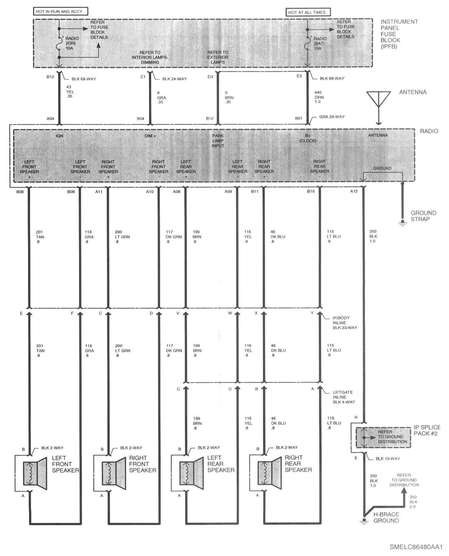 Saturn L200 Stereo Wiring Diagram Wiring Diagram Public Public Lastanzadeltempo It