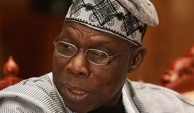 World anxiously waits on Kenya election, says Obasanjo