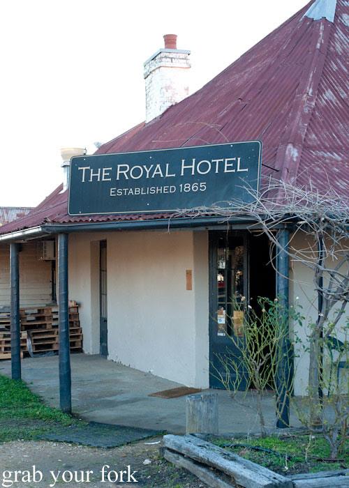 Royal Hotel Grazing in Gundaroo