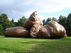 Paul McCarthy, Shit Pile, Middelheimmuseum