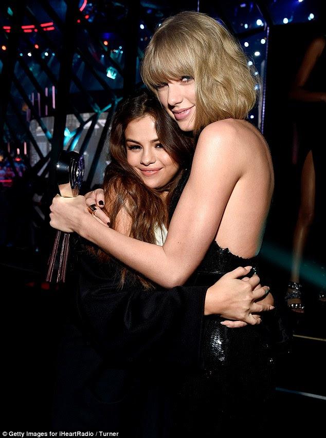 BFF: Os cantores foram anotados amigos para um número de anos desde ascensão à fama no mundo pop