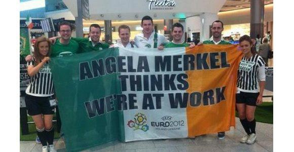 irlandeses euro