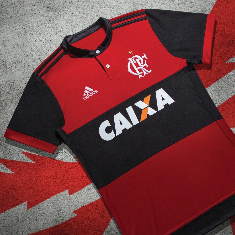 Escudo do Flamengo pode sofrer alteração (Foto: Divulgação)