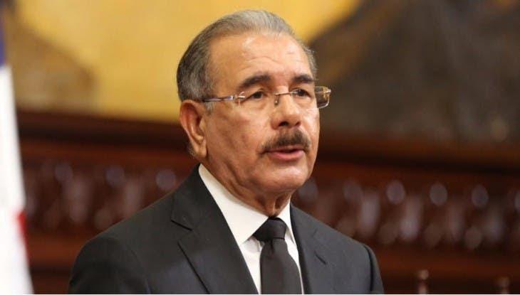 Danilo Medina destacó el crecimiento económico en su discurso de rendición de cuentas.