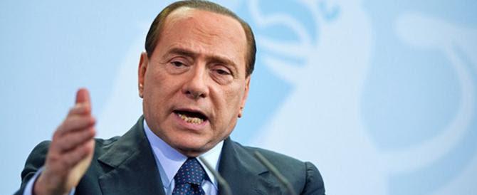 Berlusconi: «L'allarme fascismo? Balle! È la sinistra che cavalca le paure»