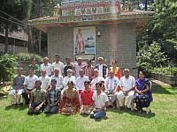 Yoga Shiksha Shibir at Nagadandi, Kashmir