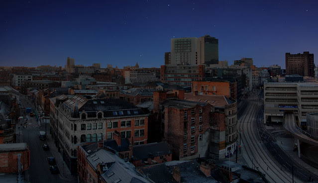 Blackout Manchester: When Britain's Lights Go Out