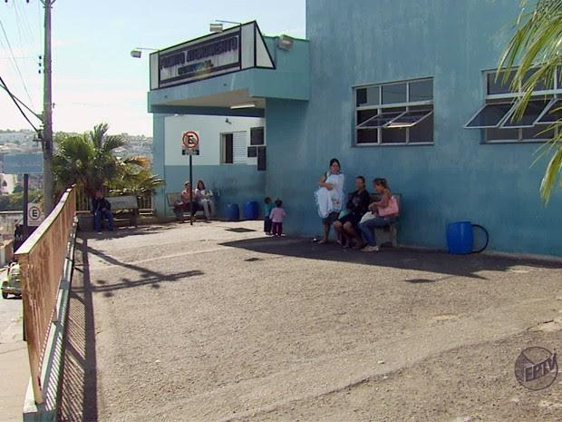 Polícia Civil investiga morte de paciente após cirurgia na Santa Casa de Campo Belo (Foto: Reprodução EPTV)