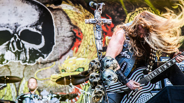 Black Label Society, Aftershock 2014